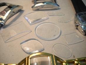 We Cut Watch Glasses