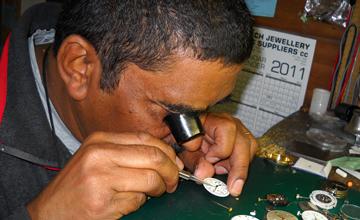 We do Clock Repairs